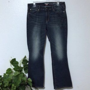 Levi's Denizen Modern Boot Cut Jeans Sz 16S